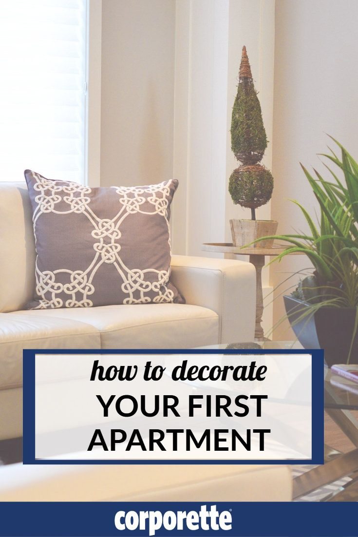 """When I graduated from law school and got a job as a lawyer I wanted a """"big girl apartment"""" to match my """"big girl job"""" -- but interior design is definitely a learned skill! These are our best tips for any young lawyers or other women who are past the college/cinder block/Ikea style of decor but not quite at the """"hire an interior designer"""" level of fun."""