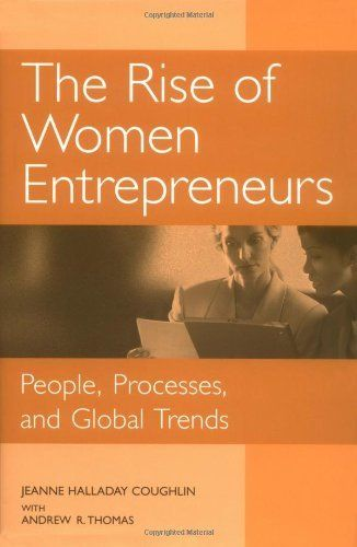 Examines the worldwide growth of women-owned businesses, who the entrepreneurs are and what motivates them, their successes and how they were achieved, with lists of sources for assistance and a model business plan to help with searches for funding.