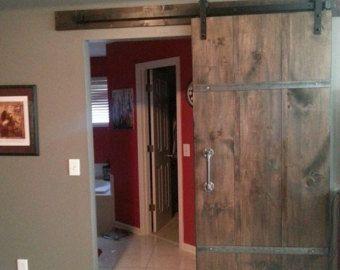 Railing for Barn Wood Door