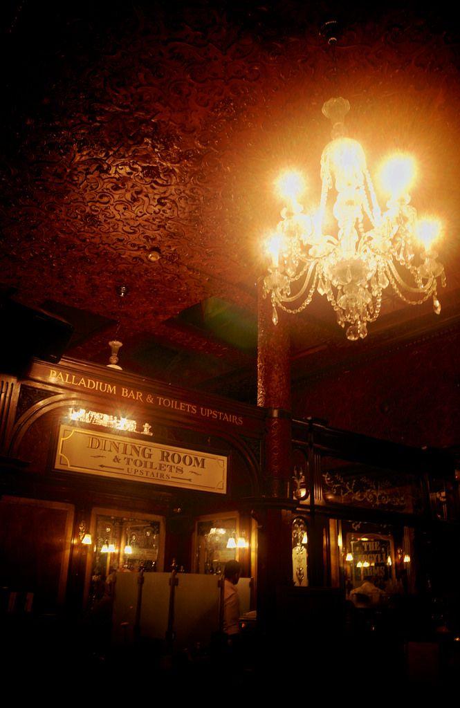Argyll Arms, Oxford Circus