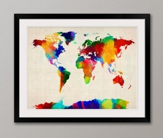 It's a colorful world after all!
