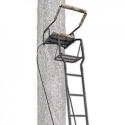 Tree Stands 52508: Ameristep 16 Recon Ladderstand Ladder Tree Stand Hunting Deer Seat Man Big New -> BUY IT NOW ONLY: $86 on eBay!