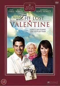 The Lost Valentine - SWEETEST Hallmark movie ever.