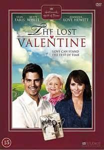 The Lost Valentine - SWEETEST Hallmark movie ever.