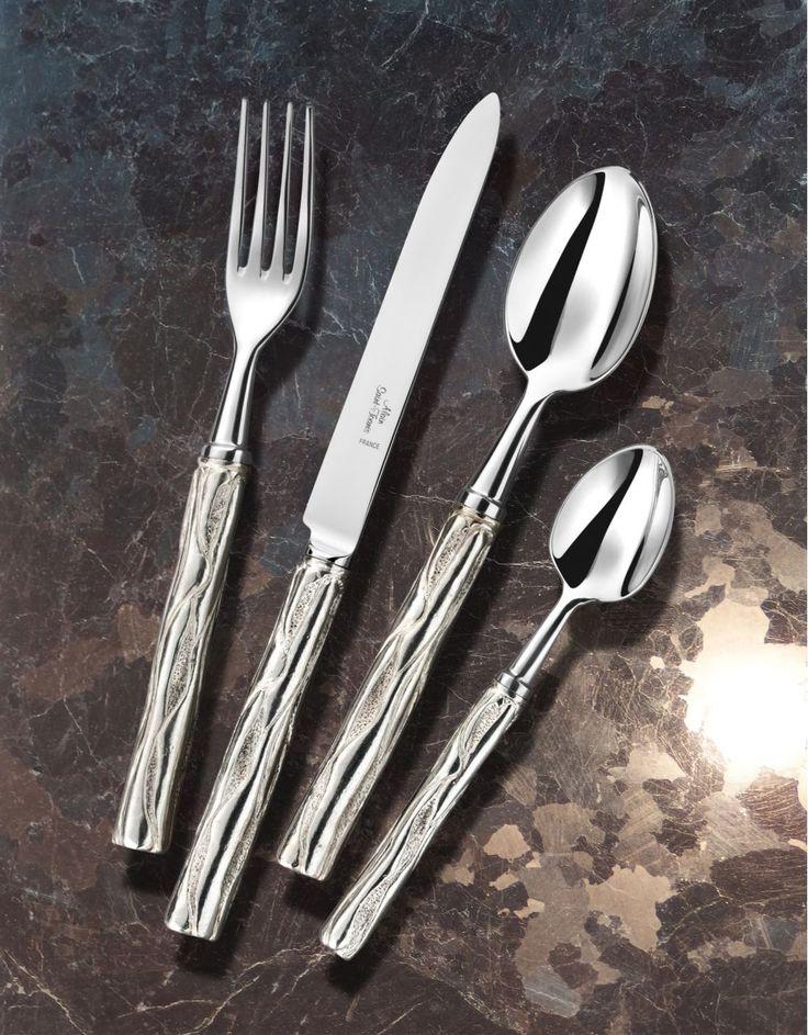 Alain Saint-Joanis - the Angie range of cutlery