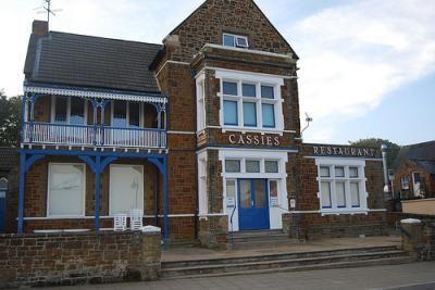 Cassies Restaurant, Hunstanton, 21, The Green
