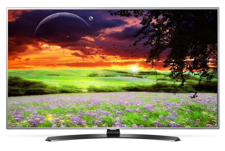 TV LED Lg 43UH668V 4K prix promo Téléviseur 4K Darty 849.00 €