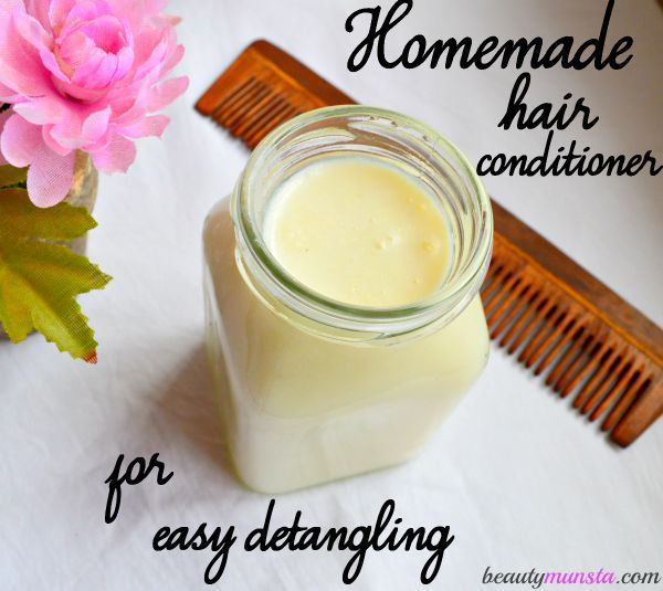 25 best ideas about homemade conditioner on pinterest homemade hair conditioner homemade - How to make shampoo at home naturally easy recipes ...