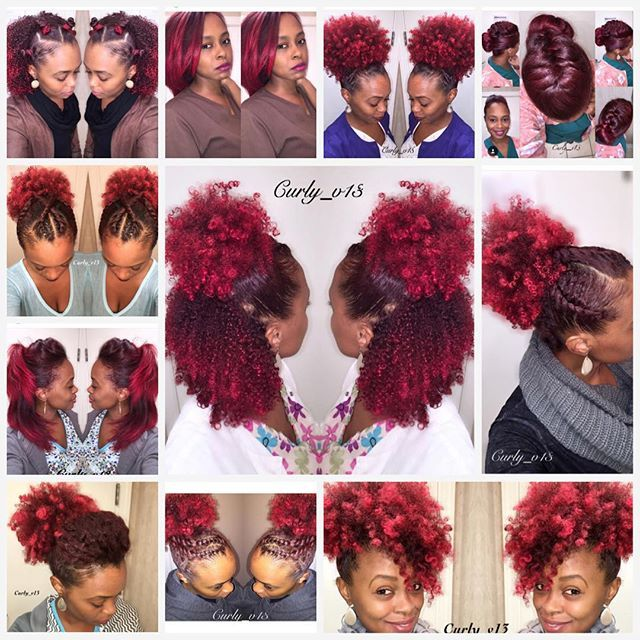 58 Best Natural Hair Images On Pinterest Hair Dos Natural Hair
