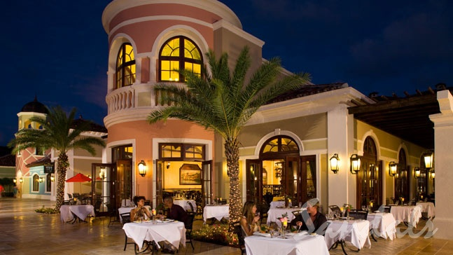 Marios Italian Restaurant At Sandals Grande Antigua This Resort Is Perfect For An All