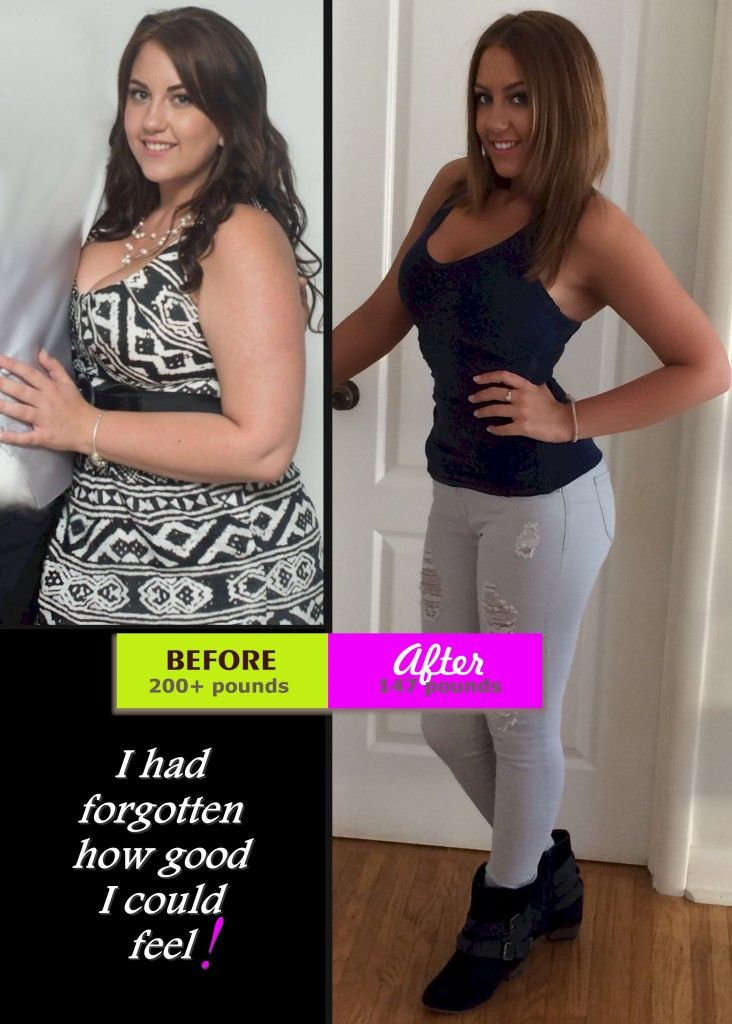 Veronica Childs Before After Ketogenic Dieting Keto Life