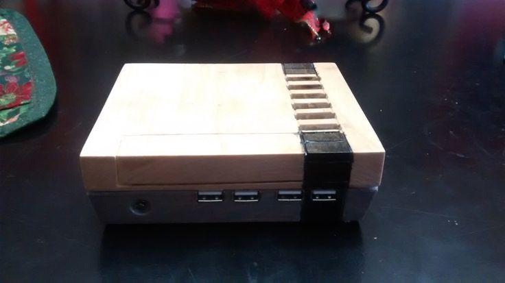 Birch mini NES build for a white elephant gift exchange (xpost from /r/raspberry_pi) http://ift.tt/2gguvl0