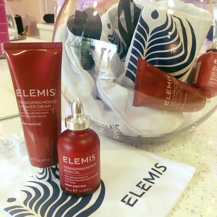 ✨✨Free Elemis Frangipani Shower Cream & Body Oil with every Elemis facial booked throughout April✨✨  We are now offering all Elemis facial treatments at Vintage    Limited appointments available these next 2 weeks    #Elemis #elemissalon #elemisproducts #elemisprocollagen #elemisfacials #facials #productoftheday
