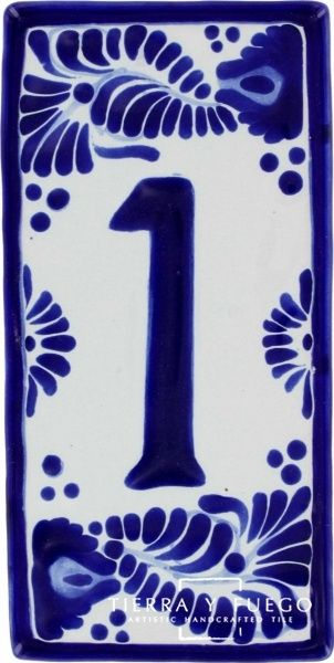 #number #graphic #blue