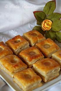 Hojaldres de Astorga | Comparterecetas.com