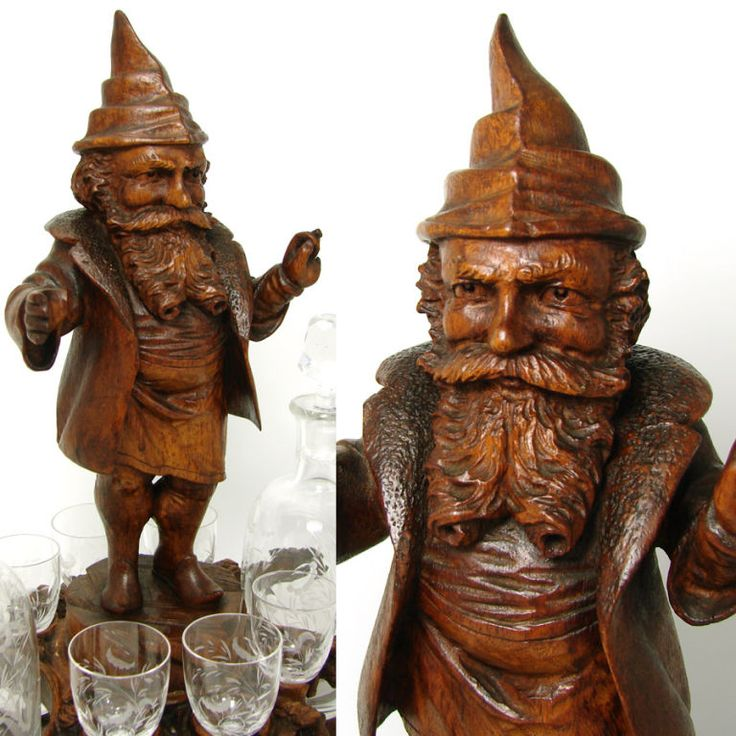 """Black forest carvings 