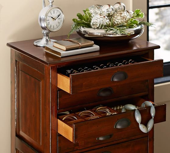 Shelby Chest Home Master Closet Keep Jewelry Furniture
