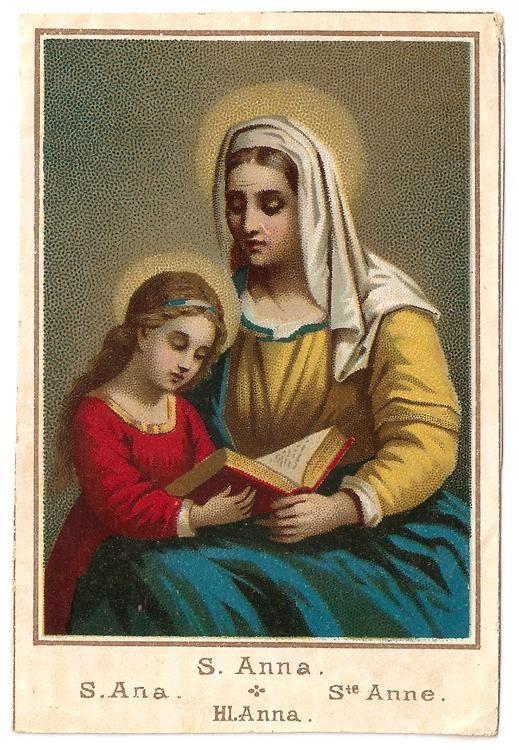 St anne patron saint of