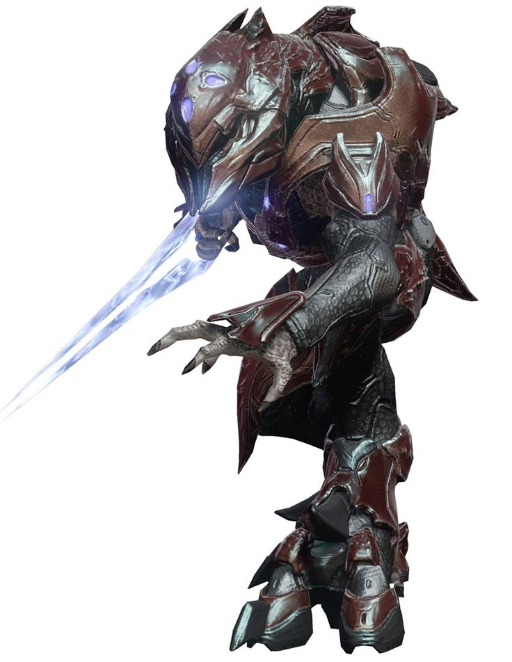 It's a damn shame that 343i removed playable elites from halo 4. The new armor is the greatest I've ever seen. Hopefully they bring them back for halo 5; it would be convenient for all those crazy elite clans back in Halo: Reach(Me included). Fingers crossed! (UPDATE: I guess not)