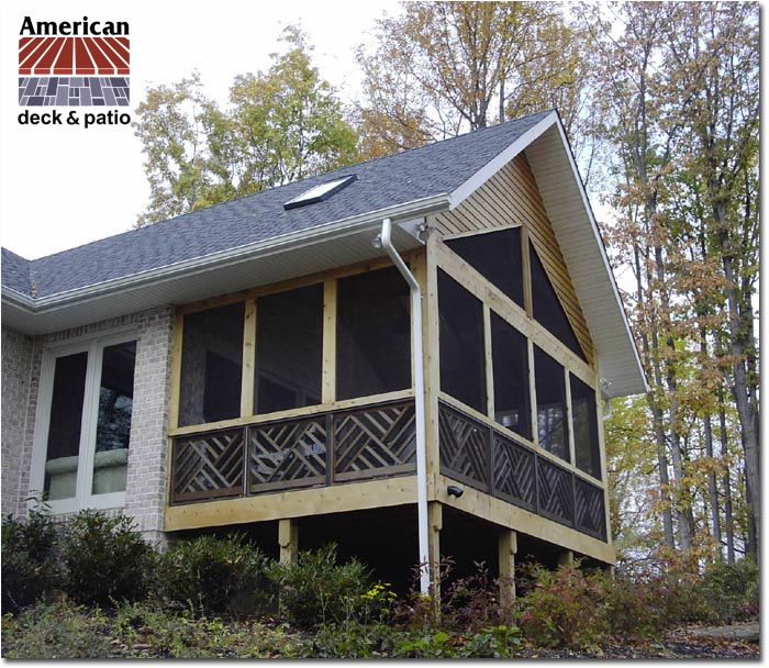 screened in porch ideas   Screened Porch Enclosures-the bottom of the screen  on this - Best 20+ Porch Enclosures Ideas On Pinterest Screened Deck