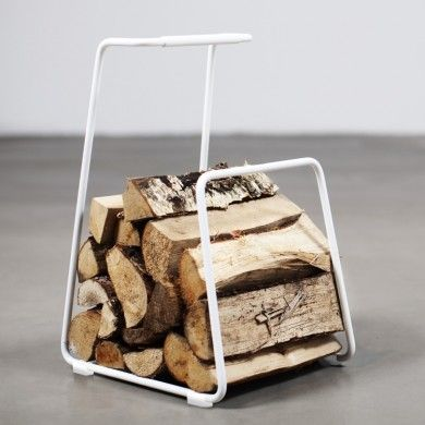 LOG - Wood Basket