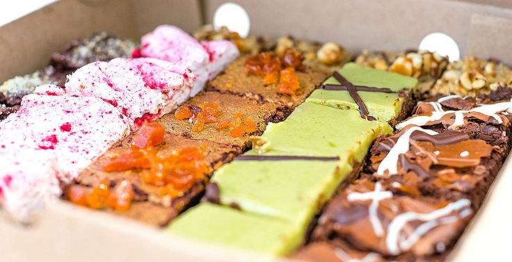 Bad Brownie store - for lovers of gourmet chocolate Bad Brownies in loads of flavours, tired of boring old brownies