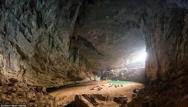 Τα μυστικά των πιο σκοτεινών σπηλαίων του κόσμου - Tι κρύβεται στα έγκατα της γης και τι σχέση έχουν τα ΑΤΙΑ (vid)