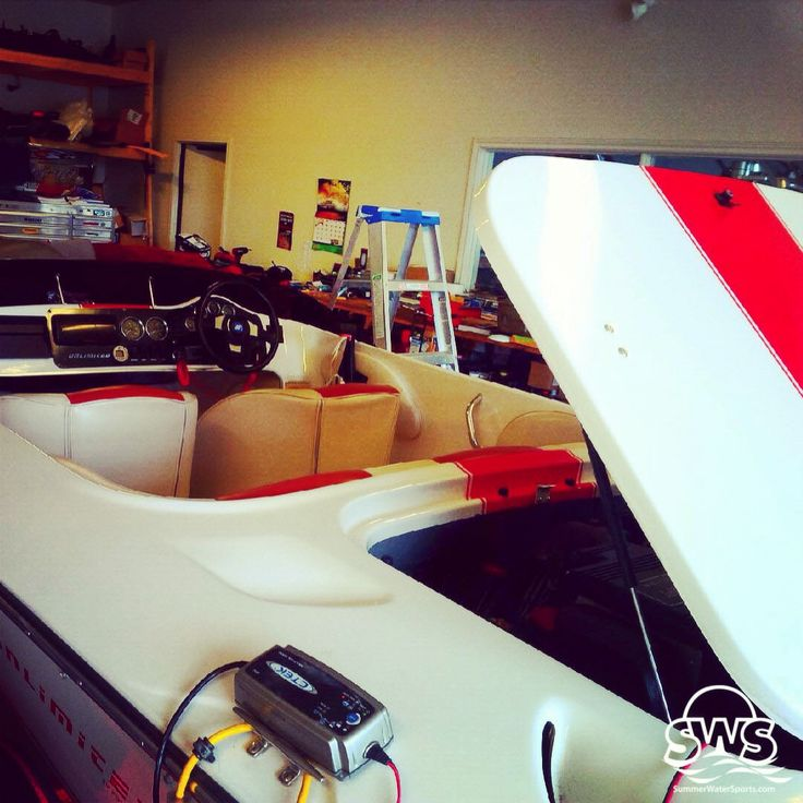 Getting boats ready for this years boating season!