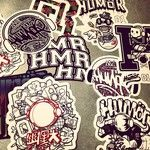 Humör stickers - Brain storming - Sticker storm!