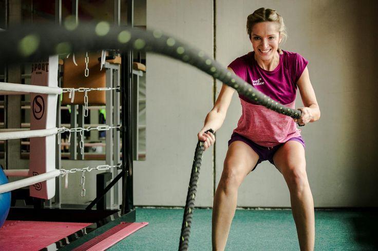 Crossfit Training @ Sporthotel STOCK resort, Tyrol. www.stock.at