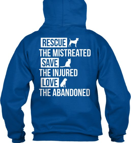 Last Chance - Rescue, Save, Love! Only 12 more orders and this order goes live!!