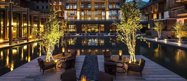A ottobre, il 5 stelle lusso Leading Hotels of the World nel cuore del Canton Uri, in Svizzera....