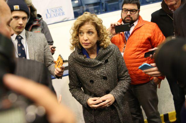 Pressure Rising for DNC Chair Debbie Wasserman Schultz to Resign
