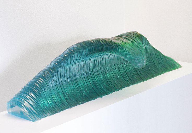 Стеклянные скульптуры воды - Ярмарка Мастеров - ручная работа, handmade