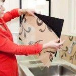 DIY Kitchen Backsplash: How to Create a Custom Backsplash Using Plexiglass