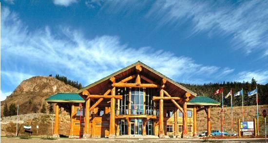 Williams Lake, BC Tourism Discovery Centre Williams Lake Visitor Centre