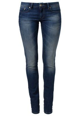 SERENA - Slim fit jeans - blue