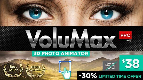 Volumax 3d Photo Animator 3d Photo Photo Instagram