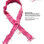 Samenvatting: Pink Ribbon wordt 25: borstkankercampagne The Estée Lauder Companies bereikt mijlpaal van 25-jarig jubileum