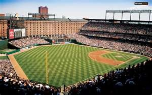 'Baltimore Orioles Stadium'.