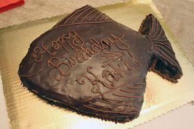 Create. Share. Repeat!: Mom's Fishy Birthday Party