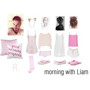 morning with Liam