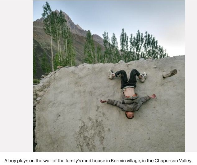 This Remote Pakistani Village Is Nothing Like You'd Expect - National  Geographic Report