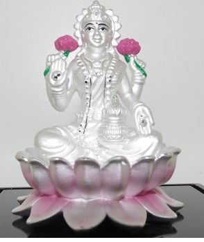 Traditional Lakshmi silver collections for your gifts