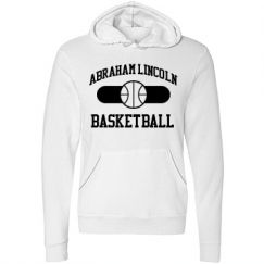 For the Lady baller. Soft, Comfortable hoodies that are perfect in and out of the season.