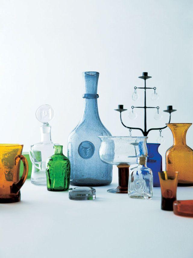 【ELLE】写真|北欧ガラス作家の代表、エリック・ホグランの作品が集結|【Part.1】いま日本で出合える、ニュースな北欧20!|エル・オンライン