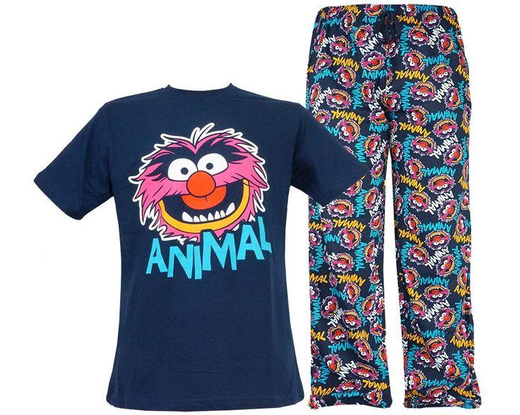 """Męska piżama Muppets """"Animal"""" M"""