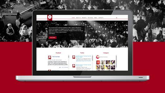 New Project! Abbiamo realizzato il nuovo sito di The Circle Italia. The Circle è un network di donne che, attraverso le proprie competenze e risorse, sostengono i progetti a favore delle donne che vivono in difficoltà nel mondo.  http://www.f-ire.it/the-circle-italia/  https://www.behance.net/gallery/26253187/The-Circle-Italia