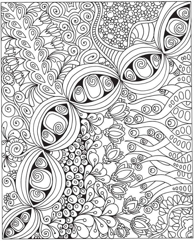 1000 Ideas About Flower Line Drawings On Pinterest