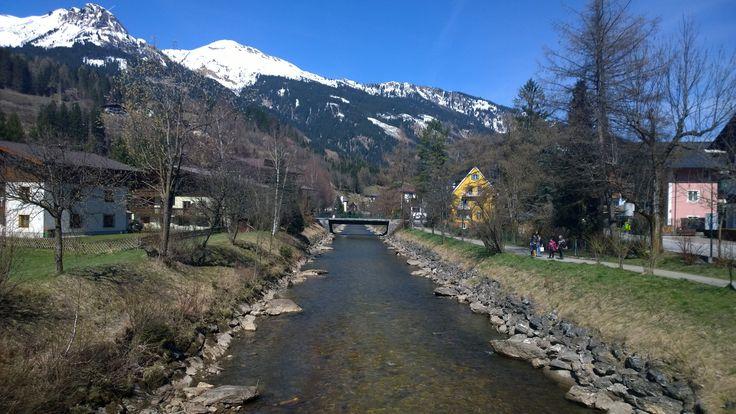 Achenpromenade, Bad Hofgastein
